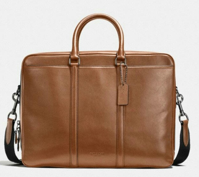 Ladies Leather Laptop Bag