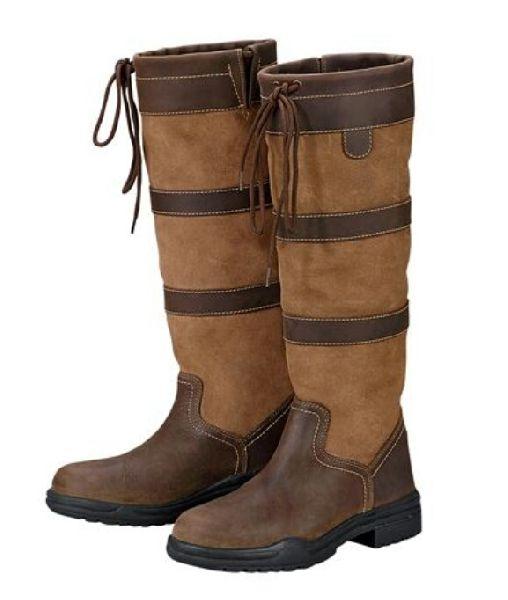 Zairah Waterproof Leather Boot
