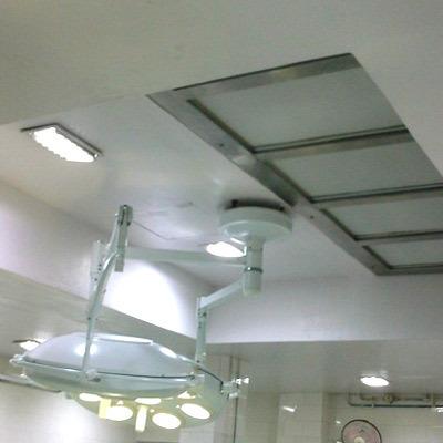Laminar Airflow Ceiling