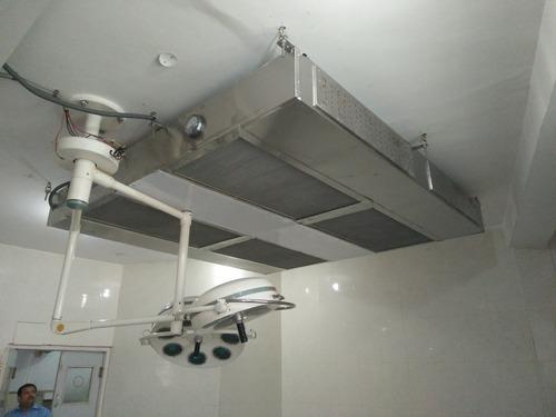 ICU Laminar Air Flow