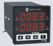 Dual Channel Process Indicator Controller