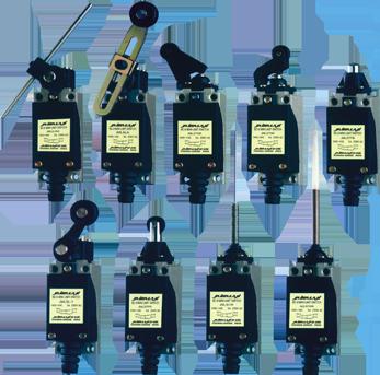 BC 9 Mini Limit Switches
