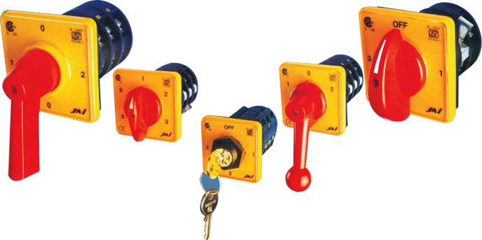 Cam Operated Rotary Switches