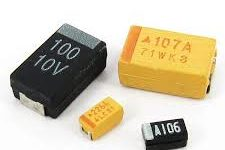 Chip Tantalum Capacitors