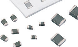 RF High Q capacitors