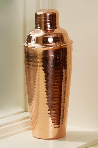 Copper Cocktail Shaker 01