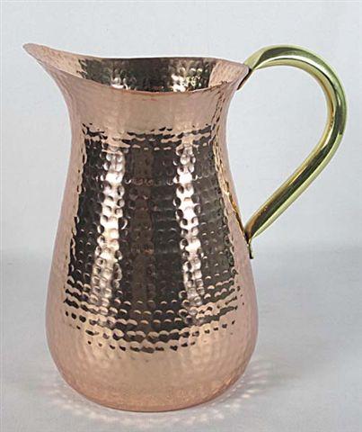 Copper Pitcher 02