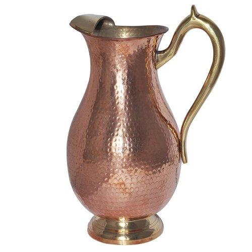 Copper Pitcher 03