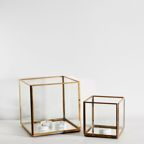 Glass Jewellery Boxes