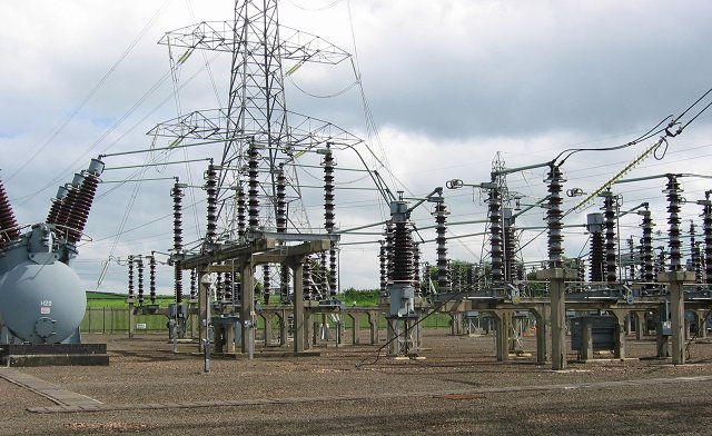 Electrical Substation 01