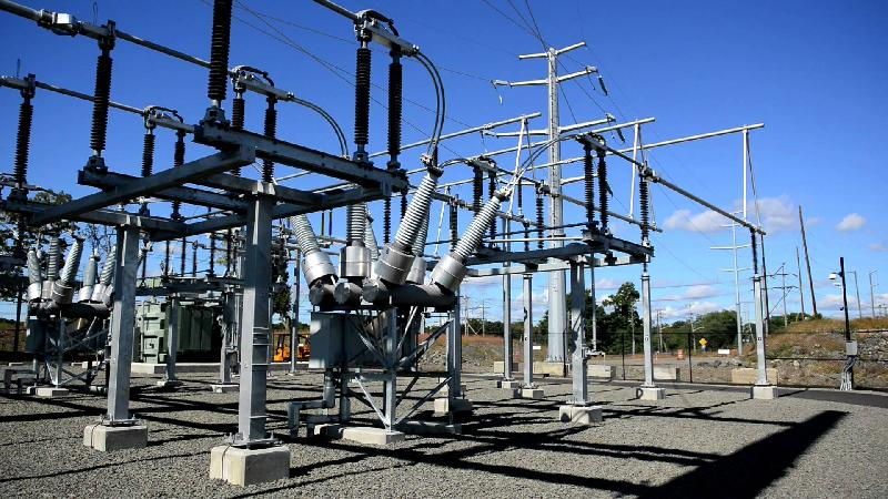 Electrical Substation 02