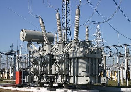 Electrical Substation 03