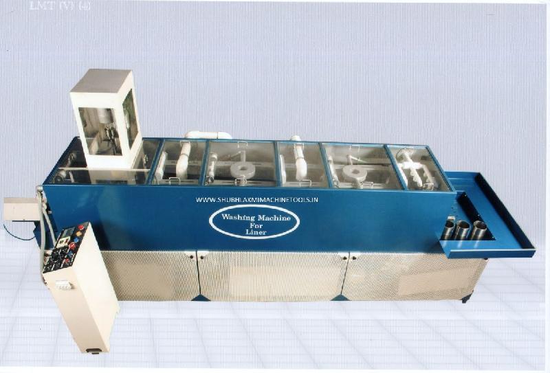 Cylindrical Liner Washing Machine