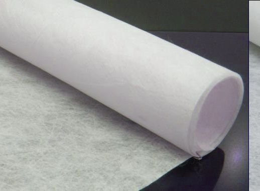 Needle Punch Coolant Filter Paper Roll 01