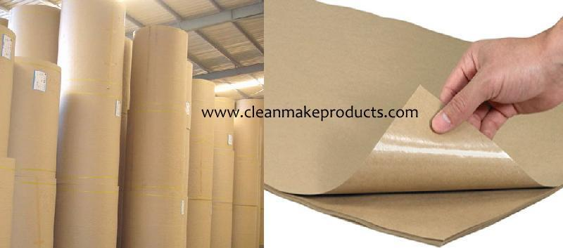 Poly Coated Kraft Paper Rolls 02