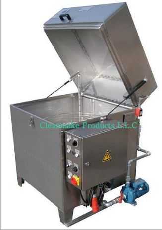 Rotary Basket Washing Machine