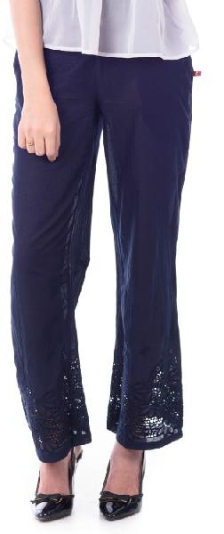 Schiffli Pants