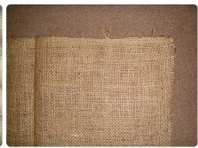 "45""-11 OZ / 45"" Hessian Cloth"