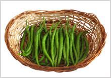 Niharika Green Chilli Seeds