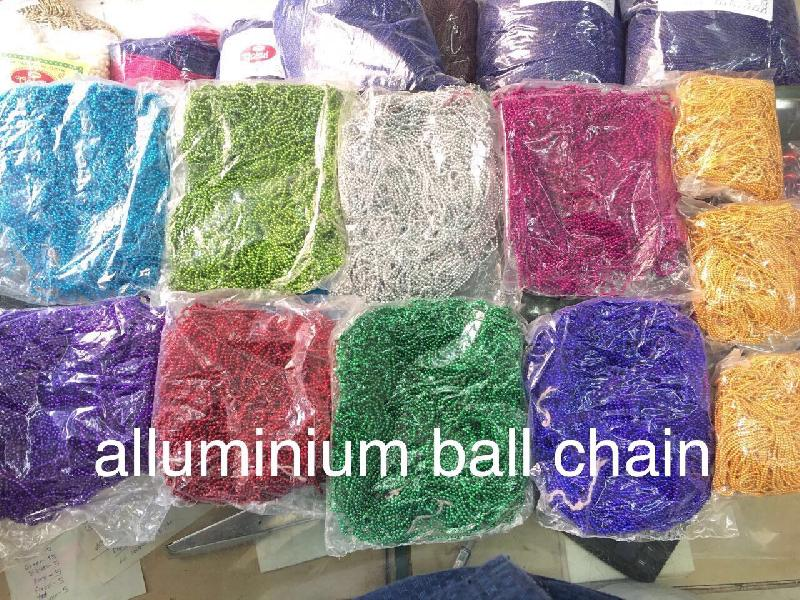 Aluminium Ball Chain