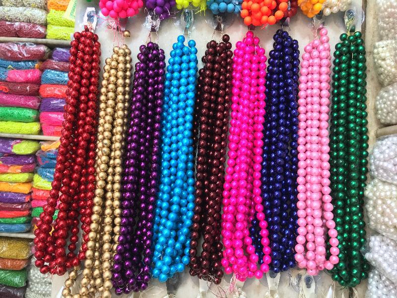 Plastic Pearl Beads 02