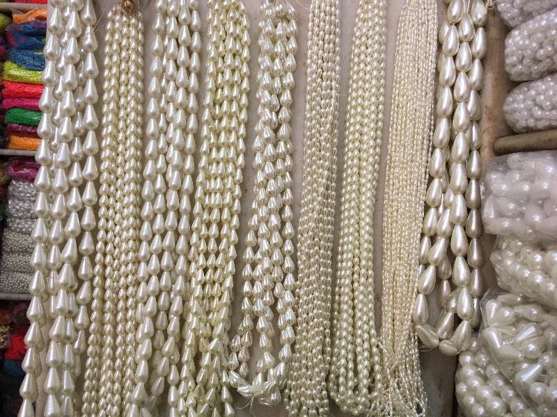 Plastic Pearl Beads 03