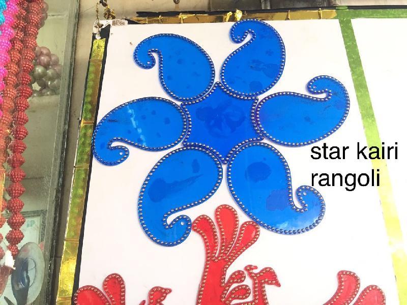 Star Kairi Acrylic Rangoli