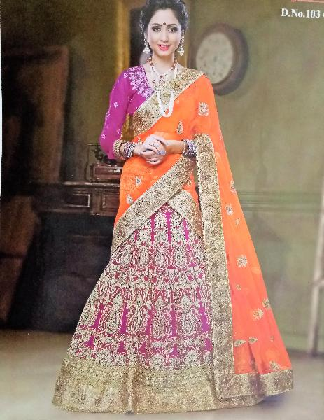 Bridal Lehenga Choli 04