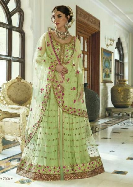 Hand Picked Churidar Suit 02