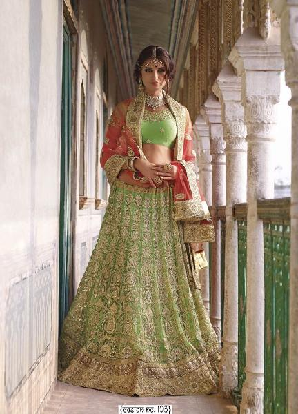 Party Wear Lehenga Choli 01