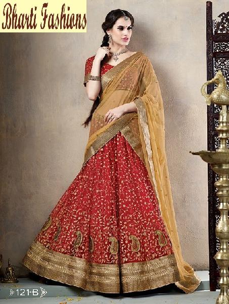 Party Wear Lehenga Choli 02