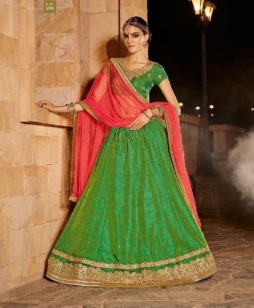 Party Wear Lehenga Choli 04