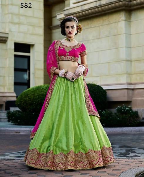 Party Wear Lehenga Choli 05