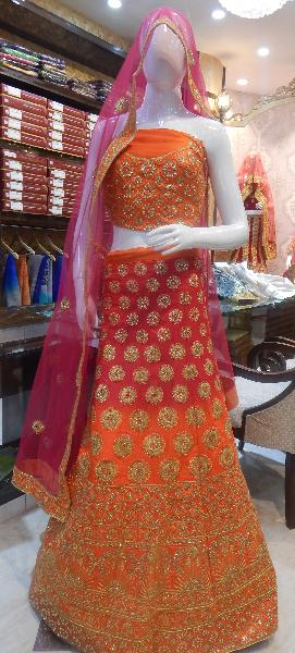 Party Wear Lehenga Choli 06