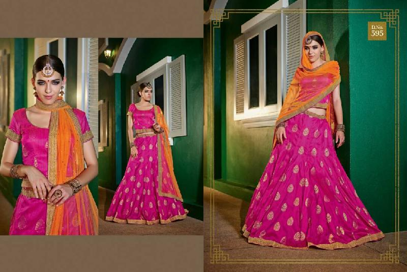 Party Wear Lehenga Choli 08