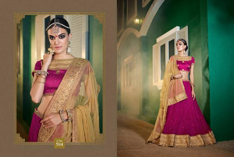 Party Wear Lehenga Choli 09