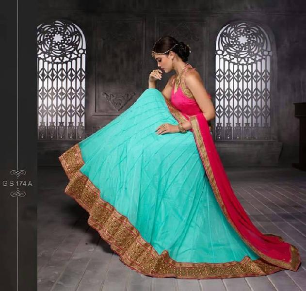 Party Wear Lehenga Choli 11