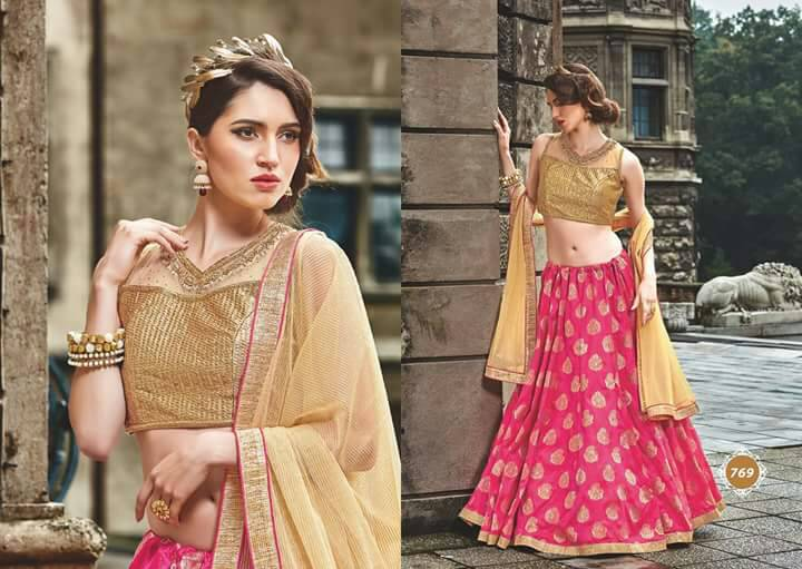 Party Wear Lehenga Choli 12