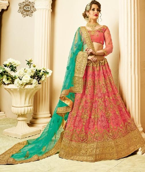 Party Wear Lehenga Choli 15