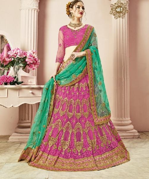 Party Wear Lehenga Choli 16