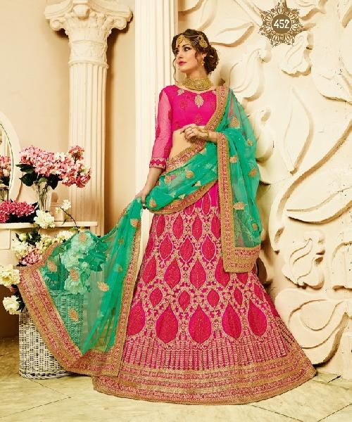 Party Wear Lehenga Choli 17