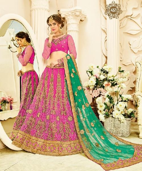 Party Wear Lehenga Choli 18