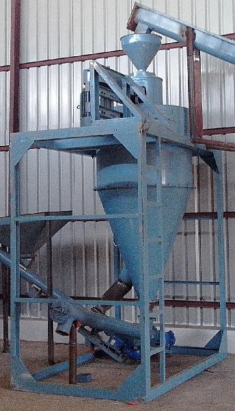 Density Air Separator