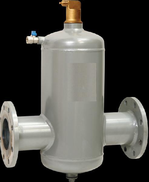 Water-Air Bubble Separator