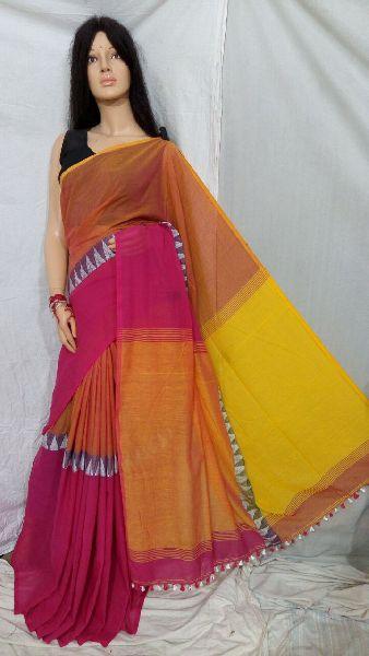 Bengal Cotton Saree 04