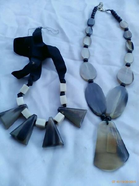 Horn Necklace 02