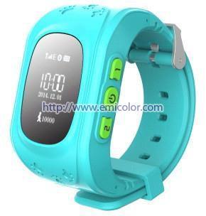 EM-GPS02 Q50 GPS Tracking Watch