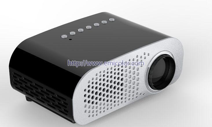 EM802A Audio Visual Projector