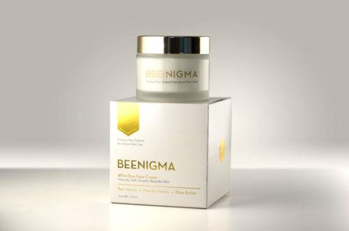 Beenigma Cream New Zealand Bee Venom & 20+ Manuka Honey (50ml)