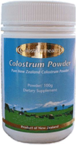 Good Health New Zealand 100% Pure Colostrum Powder (100g)
